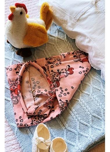 Arma Baby's Atlı Anne Emzirme Önlüğü 75*100 Renkli
